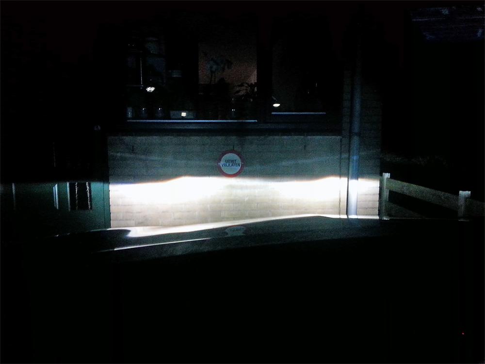 Xenon lichtbeeld normaal?